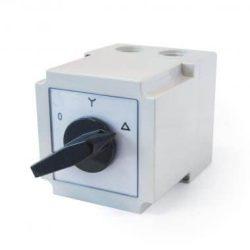 Apator 4G10-12-PK tokozott ipari kapcsoló O-Y-D kapcsoló 10A