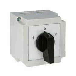 Apator 4G10-51-PK tokozott ipari kapcsoló 1P 1-0-2 átkapcsoló 10A
