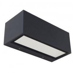 LUTEC GEMINI Kültéri le-fel világító fali LED lámpa 20W 3000K 1230lm IP54 5189112118