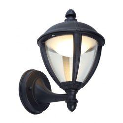 LUTEC UNITE Kültéri fali LED lámpa 9W 3000K 330lm IP44 5260101012