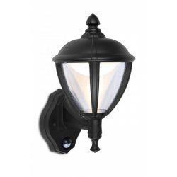 LUTEC UNITE Kültéri fali mozgásérzékelős LED lámpa 9W 3000K 330lm IP44 5260103012