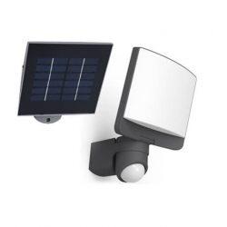 LUTEC SUNSHINE Kültéri fali napelemes LED lámpa 8W 5000K 500lm IP44 6925601345