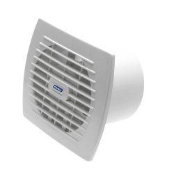 Kanlux 70941 EOL 120HT páraérzékelős és időkapcsolós ventilátor fehér 120mm