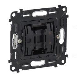 ValenaLife 102 2-pólusú kapcsoló betét adapterrel süllyesztett IP20 billentyűs/gombos LEGRAND