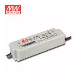 MEAN WELL 20W LPV-20-12 LED tápegység IP67 12V