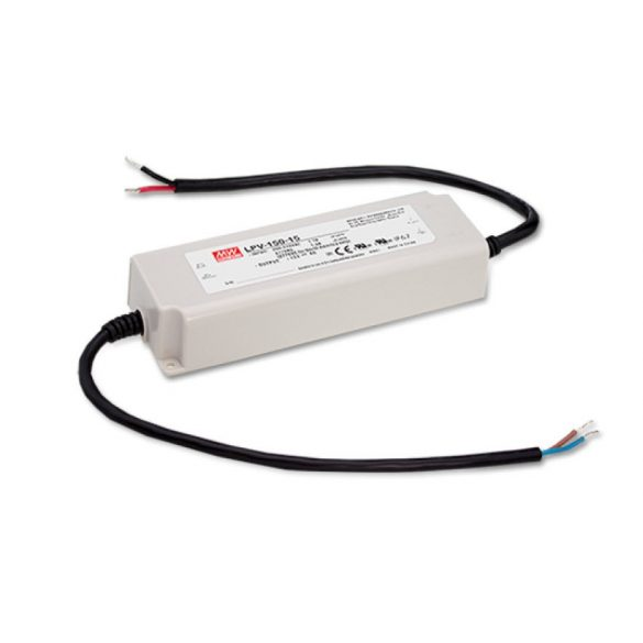 MEAN WELL 150W LPV-150-12 LED tápegység 12VDC
