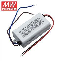 MEAN WELL 12W APV-16-24  LED tápegység 24VDC