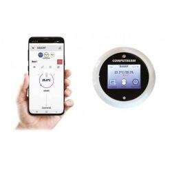 COMPUTHERM B400RF Wi-Fi termosztát vezeték nélküli érintőkijelzős vezérlővel