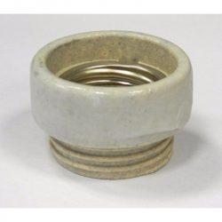DEL1083 Porcelán gyűrű   Kicsi delux