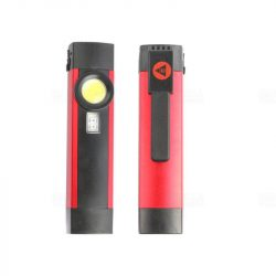 DEL1620 LED szerelőlámpa, akkumulátoros (1200mAh), 280lm, mágneses, deLux DEL