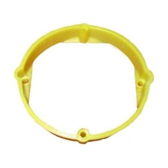 Műa.D-6011/2 magasító gyürű csavarral kiemelőkeret 12mm