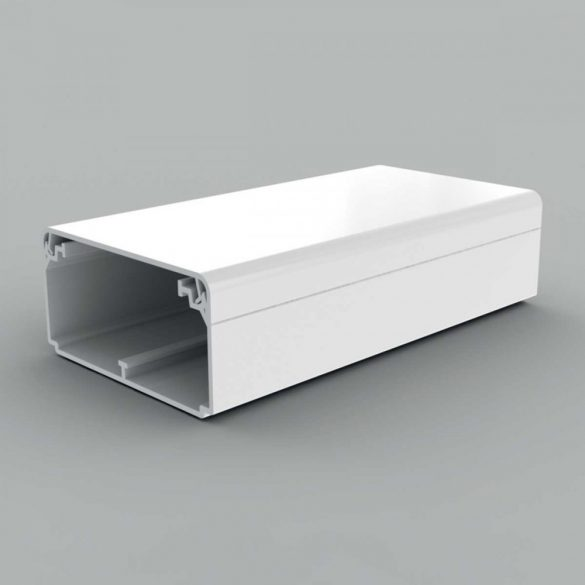 Kopos EKD 80X40 Kábelcsatorna fehér műanyag