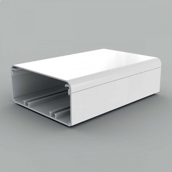EKE 140x60 Kábelcsatorna fehér műanyag