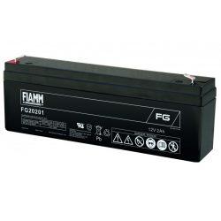 Fiamm FG20201 12V 2Ah akkumulátor