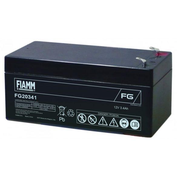 Fiamm FG20341 12V 3,4 Ah akkumulátor