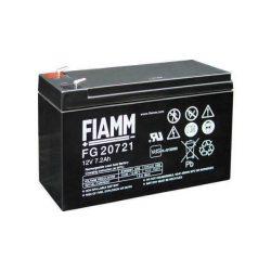 Fiamm FG20721 12V 7,2 Ah akkumulátor