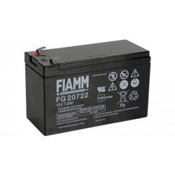 Fiamm FG20722 12V 7,2 Ah akkumulátor