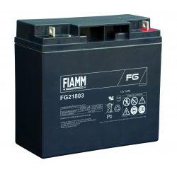 Fiamm FG21803 12V  18Ah akkumulátor
