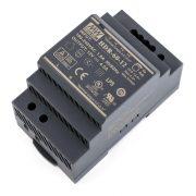DIN sínre szerelhető tápegység 12V 60W HDR-60-12 Meanwell