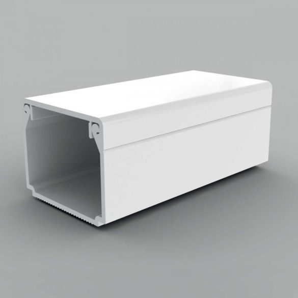 Kopos LHD 25x20 Kábelcsatorna fehér műanyag