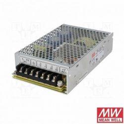 MEANWELL 100W LRS-100-24 LED tápegység 24VDC