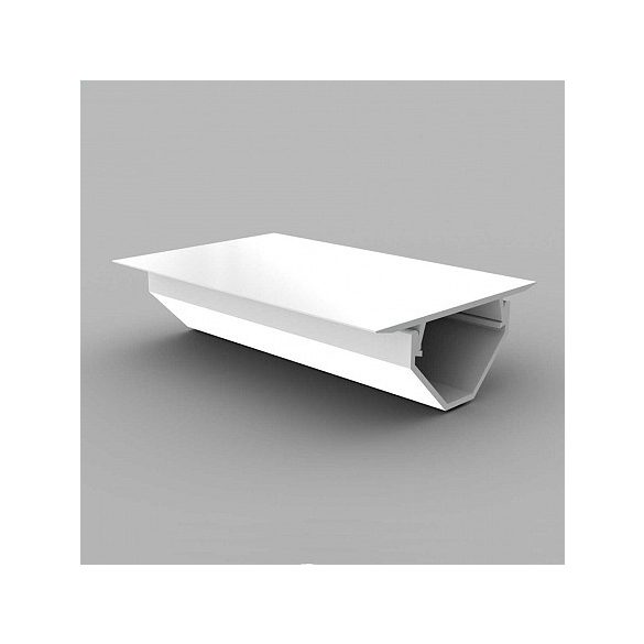 Kopos LR 30 Kábelcsatorna sarokba fehér műanyag 2600mm