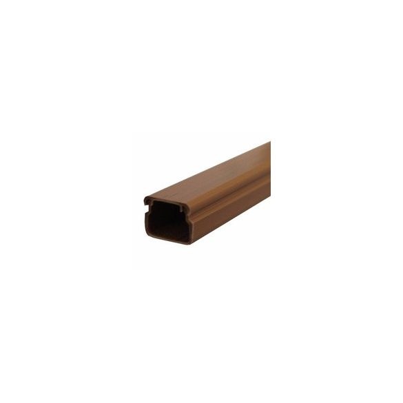 LV 18x13 TD Kábelcsatorna barna műanyag