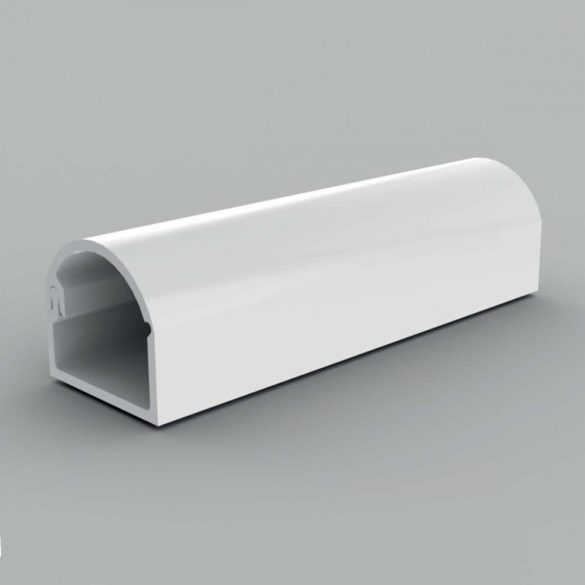 LZK 15x12 Kábelcsatorna fehér műanyag