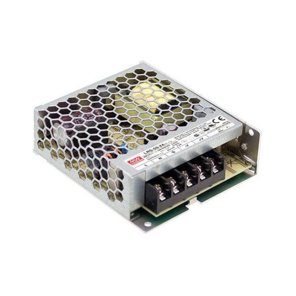 MEAN WELL 50W LRS-50-12 LED tápegység 12VDC