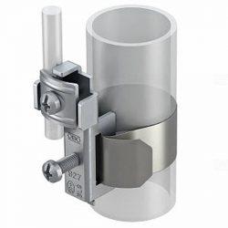 OBO szalagföldelő bilincs 3/8- 1 1/2 (L 15cm) 5057515 EPH bilincs