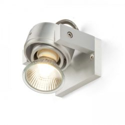 REDO forgatható lámpa  alumínium 230V GU10 50W, Rendl Light Studio R10173