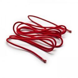 FIT 3x0,75 4m textil kábel piros  230V, Rendl Light Studio R10253