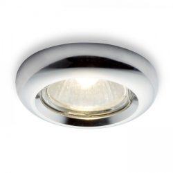ESTA süllyesztett lámpa  króm 230V GU10 50W, Rendl Light Studio R10310