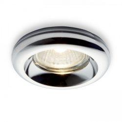 ESTA R süllyesztett lámpa  króm 230V GU10 50W, Rendl Light Studio R10311