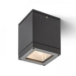 QUADRA M mennyezeti lámpa anrtracitszürke  230V E27 75W IP54, Rendl Light Studio R10385