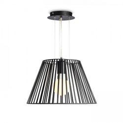 VESCO függeszték fekete  230V E27 42W, Rendl Light Studio R10536