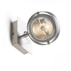 CASSIE fali lámpa  matt nikkel 230V/12V G53 50W, Rendl Light Studio R10591