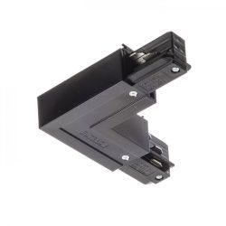 EUTRAC L belső kapocs fekete  230V, Rendl Light Studio R11327