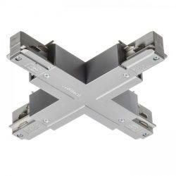 EUTRAC X kapocs ezüstszürke  230V, Rendl Light Studio R11340