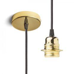 ELISA függesztő készlet AA+FEK+AF   230V E27 28W, Rendl Light Studio R11901