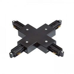 1F X kapocs fekete  230V, Rendl Light Studio R12279