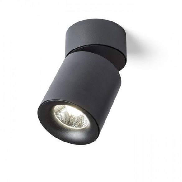 CONDU mennyezeti lámpa fekete  230V LED 20W 24°  3000K, Rendl Light Studio R12840
