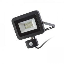 PONTA reflektor érzékelővel fekete  230V LED 30W 120° IP54  3000K, Rendl Light Studio R12982