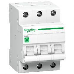 Kismegszakító R9F14340 3-C 40A RESI9 3 pólusú Schneider