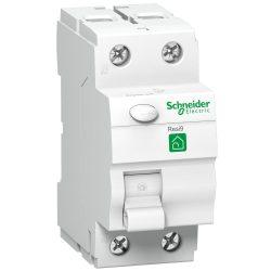 Áram-védőkapcsoló FI relé 25/2-0,03 RESI9 R9R11225 Fí-relé Schneider