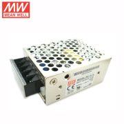 MEAN WELL RS-15-24 Beépíthető LED tápegység, 15.6W, 24VDC