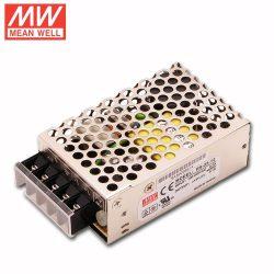 MEAN WELL RS-25-12 Beépíthető LED ápegység, 25.2W, 12VDC