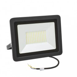 NOCTIS LUX 2 SMD 230V 100W IP65 NW fekete, SLI029035NW SpectrumLED