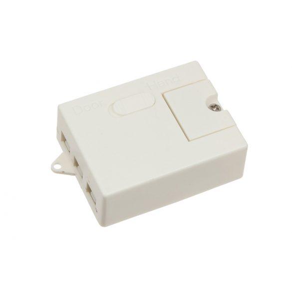 LED kapcsoló, mozgásérzékelő ajtóba max. 3 érzékelő 12-24V 8A (342518)