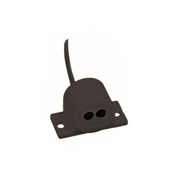 LED érzékelő kapcsoló, mozgásérzékelőhöz ajtóba fekete ST518R-hez